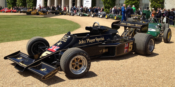 Event Report: Goodwood and Silverstone 2012