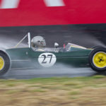 Sonoma Historic Motorsport Festival: Lotus 27 in the Rain