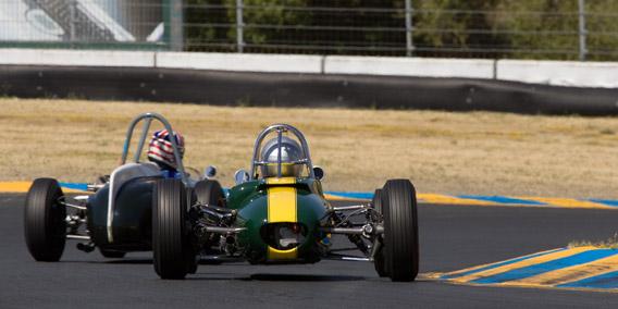 Vintage Wines and Vintage Racing