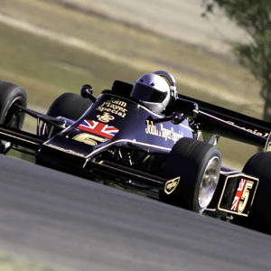Checkered Past Racing: 1976 Lotus 77 at Sonoma Raceway
