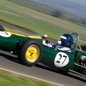 Checkered Past Racing - Lotus 27